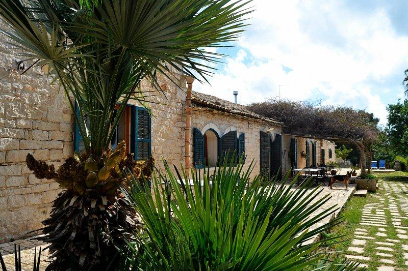 case brizza superior 4, holiday rental in Zappulla