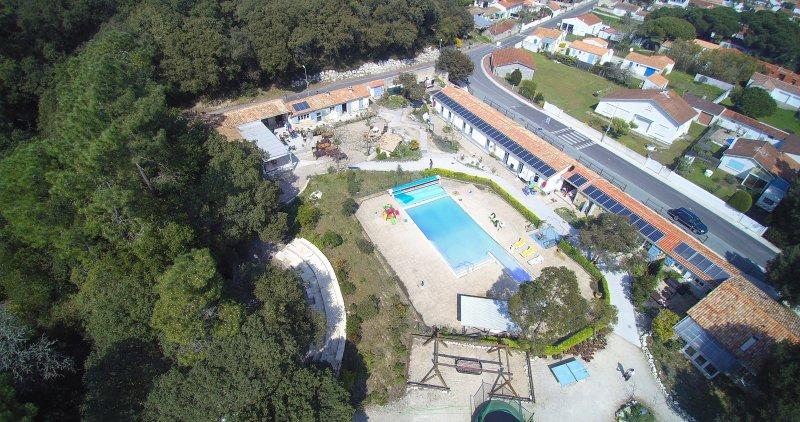 Vakantiepark L'Accolade, vakantiewoning in Saint-Georges d'Oléron