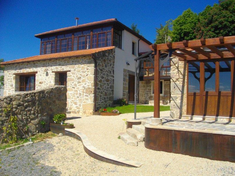 Casa rural o canto da terra pant n espa a actualizado 2019 alquileres vacacionales en - Casas vacacionales madrid ...