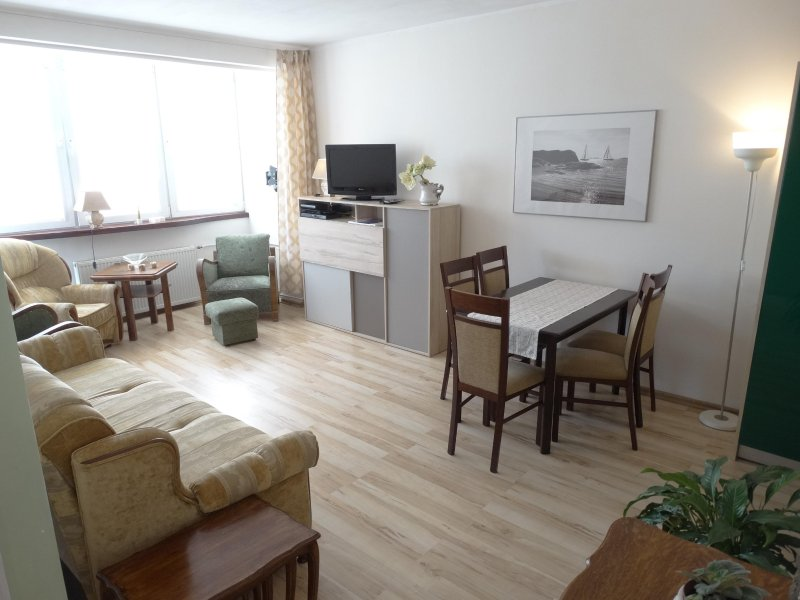 Kartuska17.pl - functional apartment in the centre of Gdansk, holiday rental in Postolowo