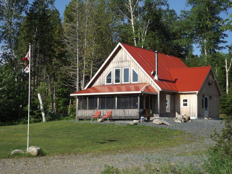 Fox's Lodge, holiday rental in Woodstock
