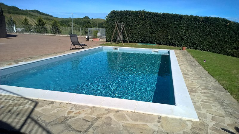 Villa Sofia  Piemonte,pool and garden 10, vacation rental in Montegrosso d'Asti