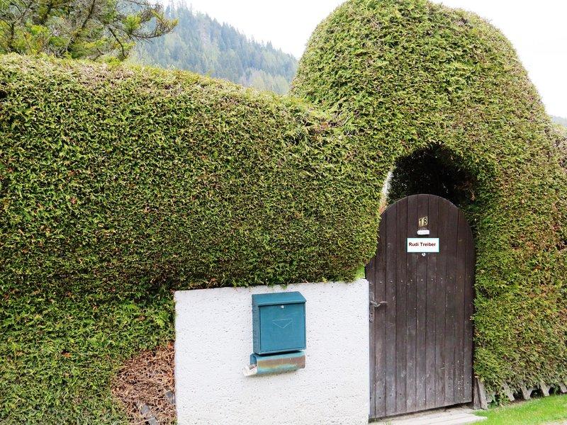 Ferienhaus an der Muerz, vacation rental in Sankt Aegyd am Neuwalde