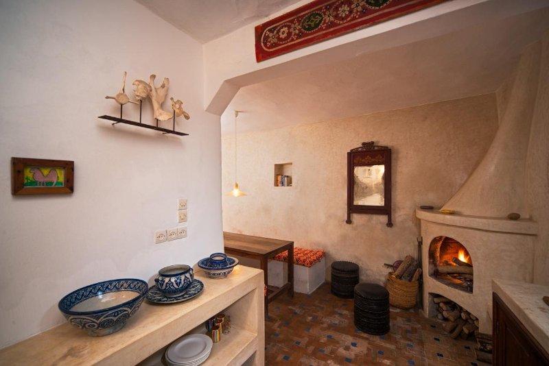 Ground Floor: open plan Kitchen / Dining area