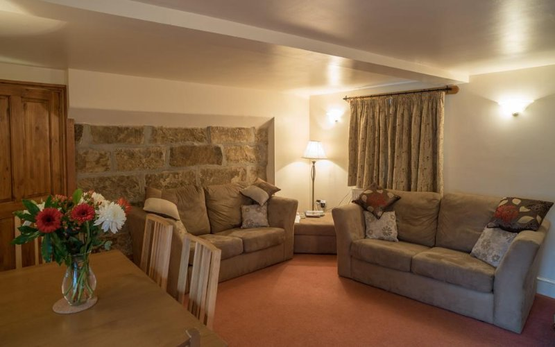 Little Longstone Barns, Dunstone Pingle, holiday rental in Calver