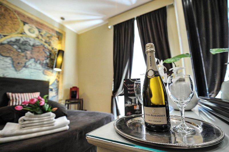 louer appartement Rome Luxory dans