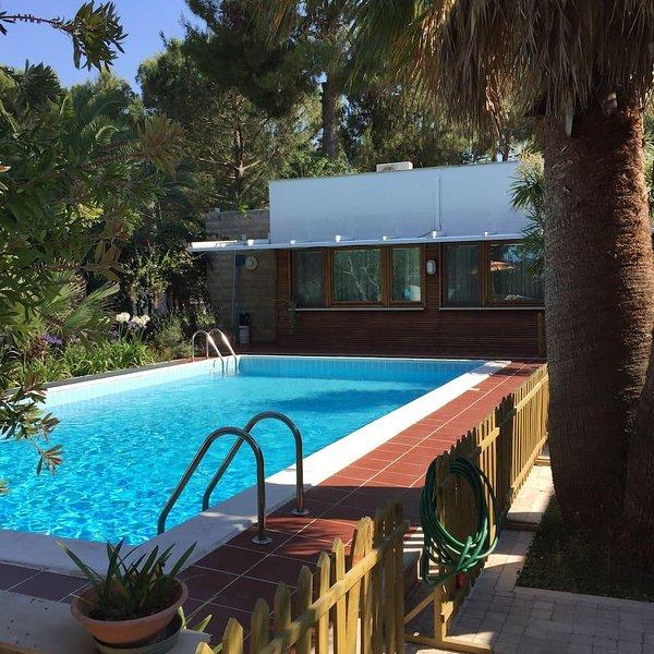 Villa delle Palme - camera Ines, holiday rental in Castel del Monte