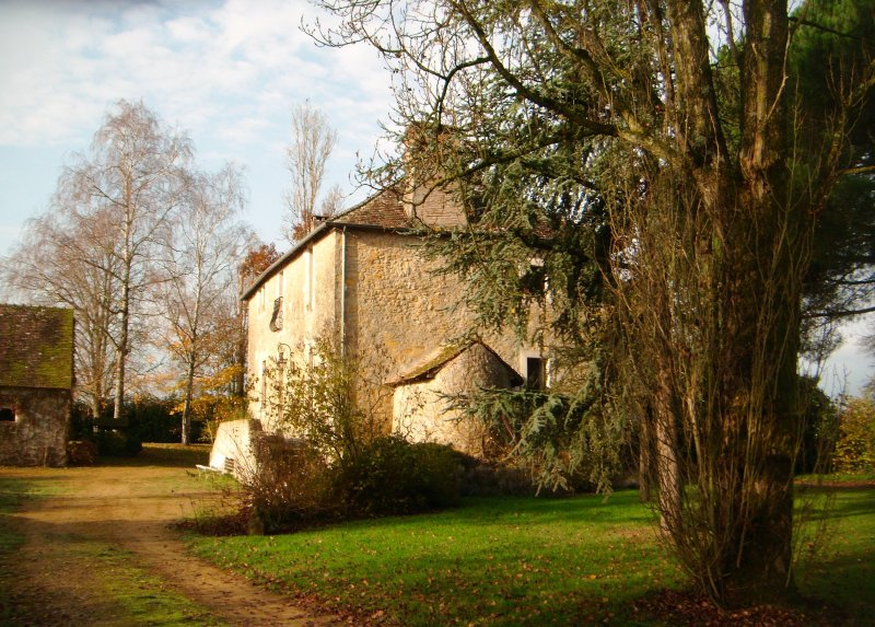 Secluded hunting londge, vacation rental in La Suze-sur-Sarthe