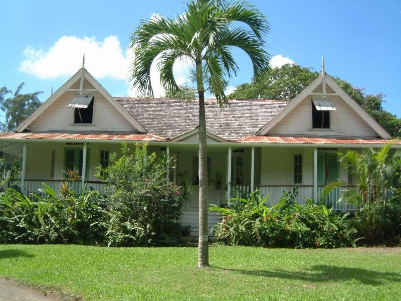 Banyan House, holiday rental in Laborie