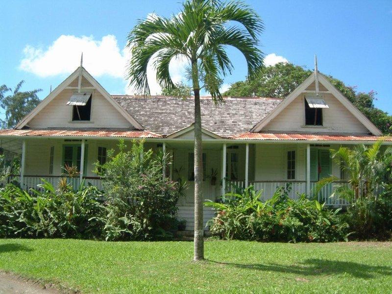 Banyan House, alquiler de vacaciones en Choiseul