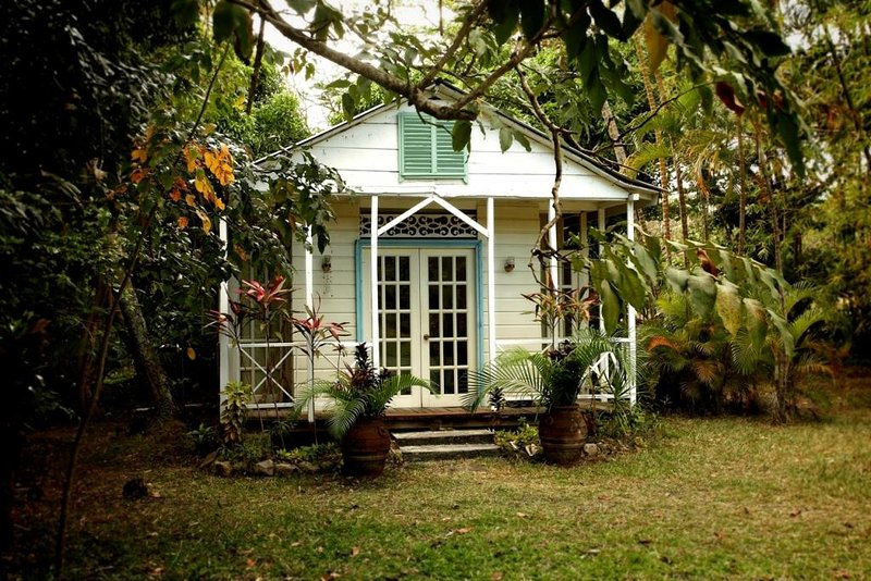 Frangipani Cottage, holiday rental in Laborie