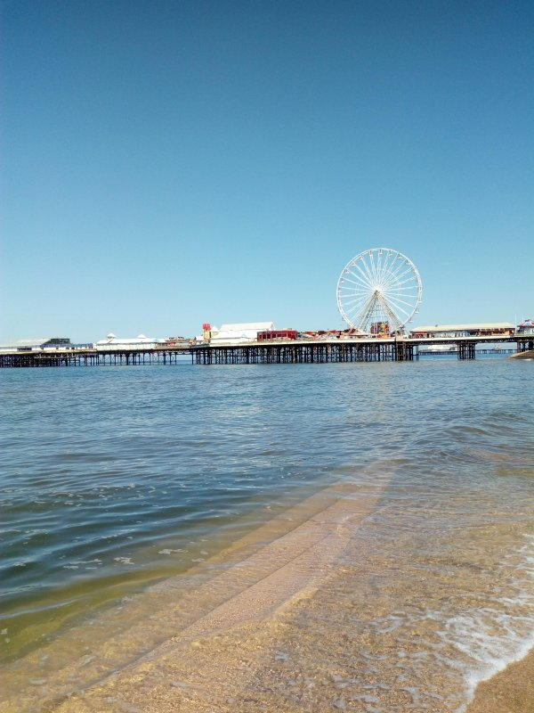 Dawns guest house(new), vacation rental in Blackpool