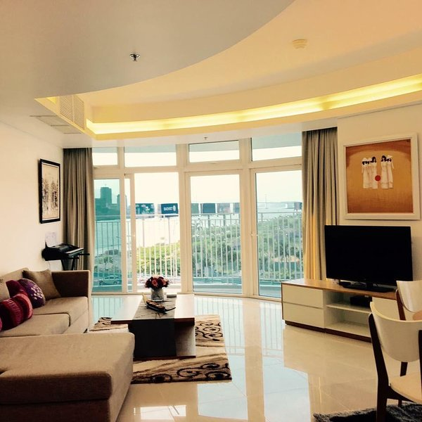 Luxury Apartment by the Han River, aluguéis de temporada em Da Nang