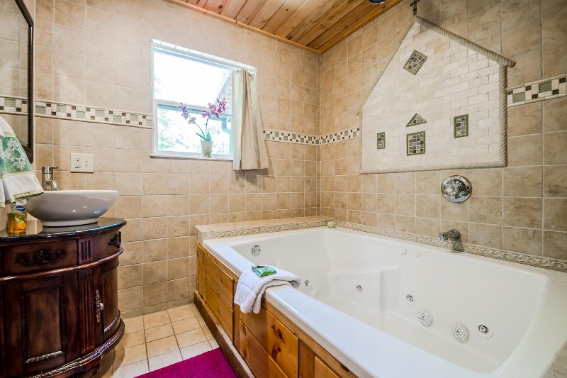 Serenity for Two | Secluded Chapel Cabin | Indoor Jacuzzi | Romantic Getaway, casa vacanza a Clarkesville