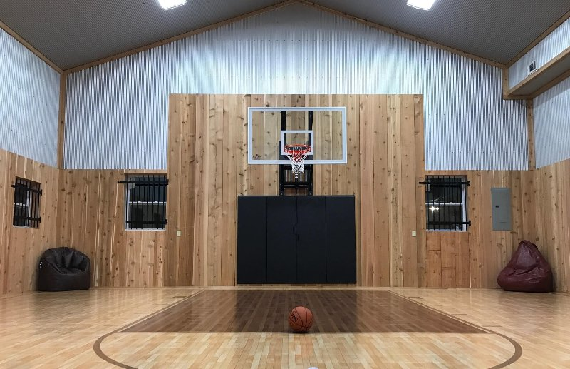 Cabin And Private Indoor Basketball Gym Hocking Hills Tripadvisor Holiday Home In Logan