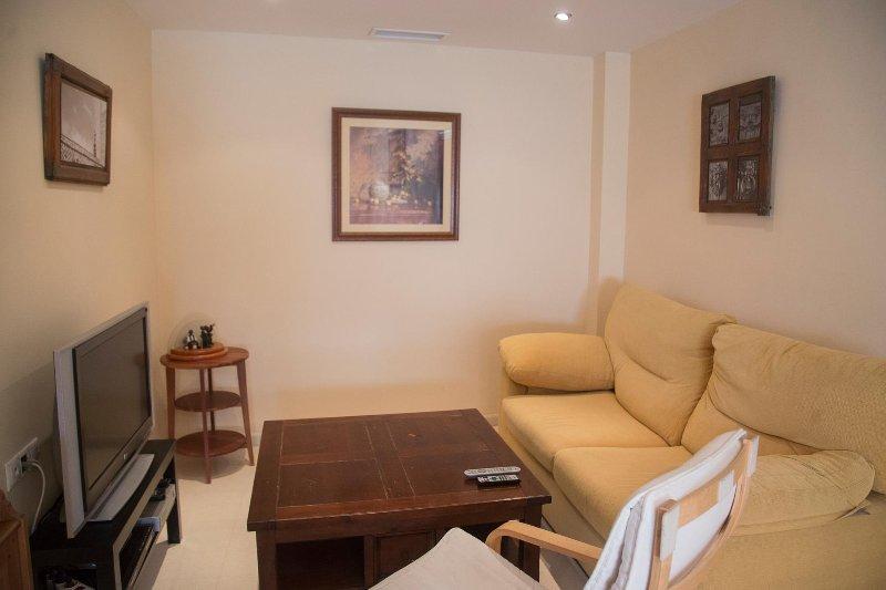 Apartamento Torcal en el centro de Écija, vacation rental in Santaella