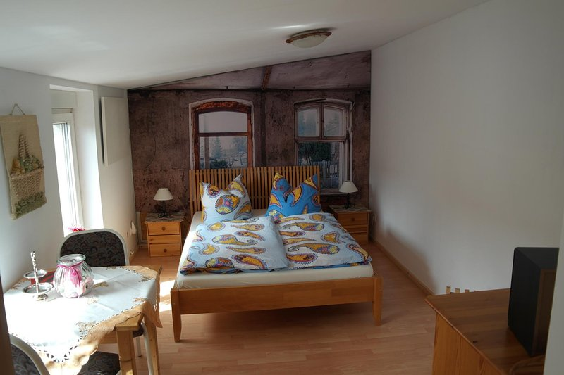 gemütliche Ferienwohnung in zentraler Lage, location de vacances à Havelsee