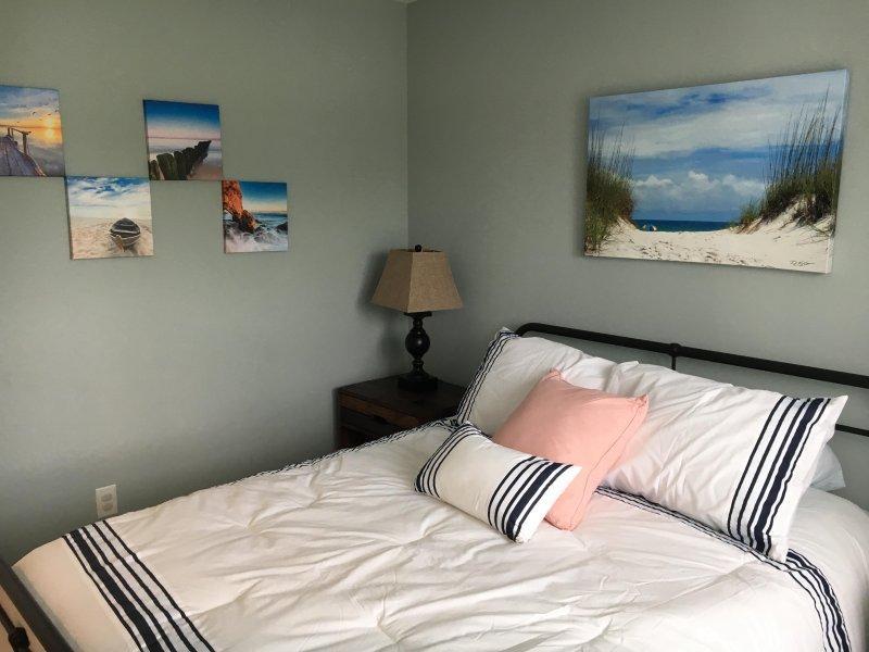 Segunda planta dormitorio con vestidor