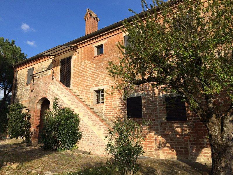 Casale Poggiolo Basso, location de vacances à Castiglione del Lago