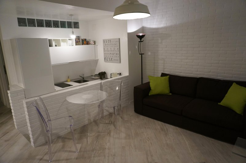 Les Suites di Parma (Brown Sugar Apartment), alquiler vacacional en Coloreto