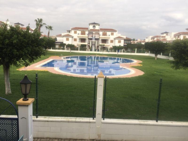 1ª Linea. Urbanización directa a la playa, vacation rental in Playas de Vera