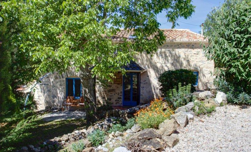 La Grange, holiday rental in Cubieres-sur-Cinoble
