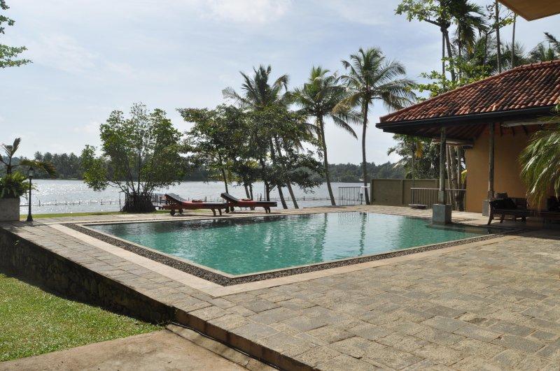 Bolgoda Lake Villa, vacation rental in Colombo