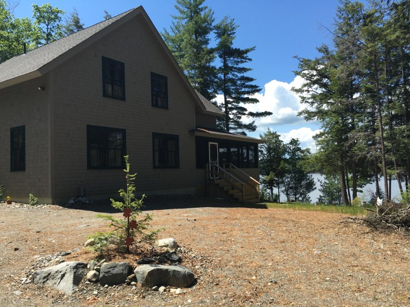 Chase Cottage, holiday rental in Sebec