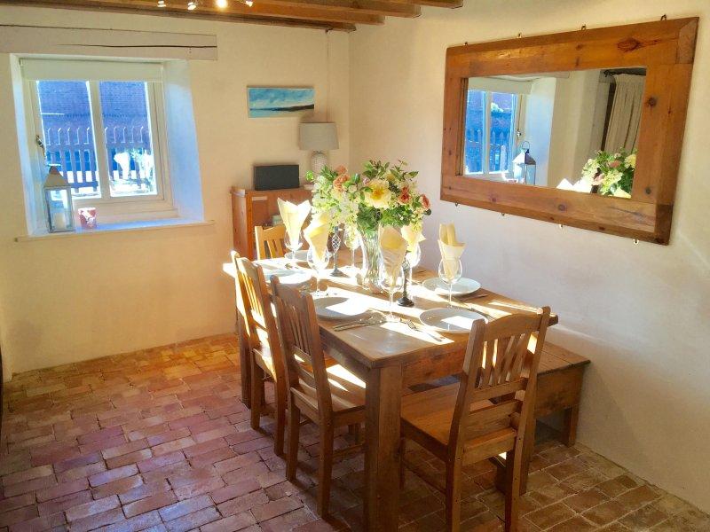 Dining Room (Living/Dining Room Open Plan)