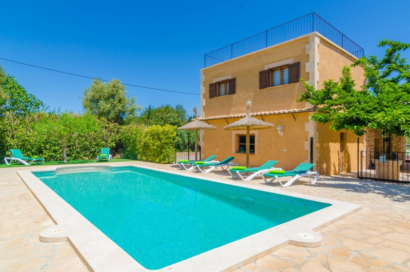 SA COVA (COVA DE ROTANA) - Villa for 6 people in MANACOR, location de vacances à Petra