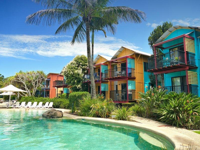 Noosa Holiday Accommodation., location de vacances à Doonan