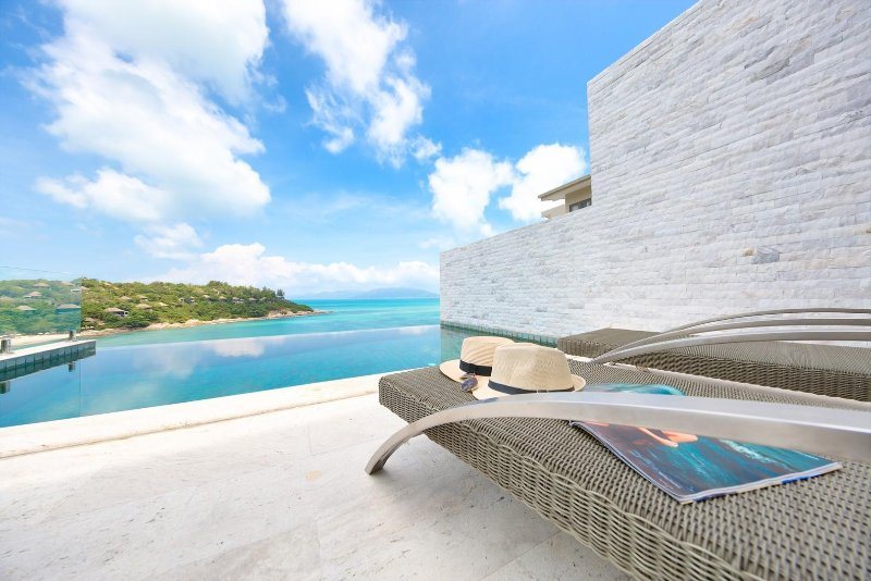 NEW_BEACH VILLA 'BAYSIDE #11' - Perfect for Families and Beach Lovers!, alquiler vacacional en Plai Laem