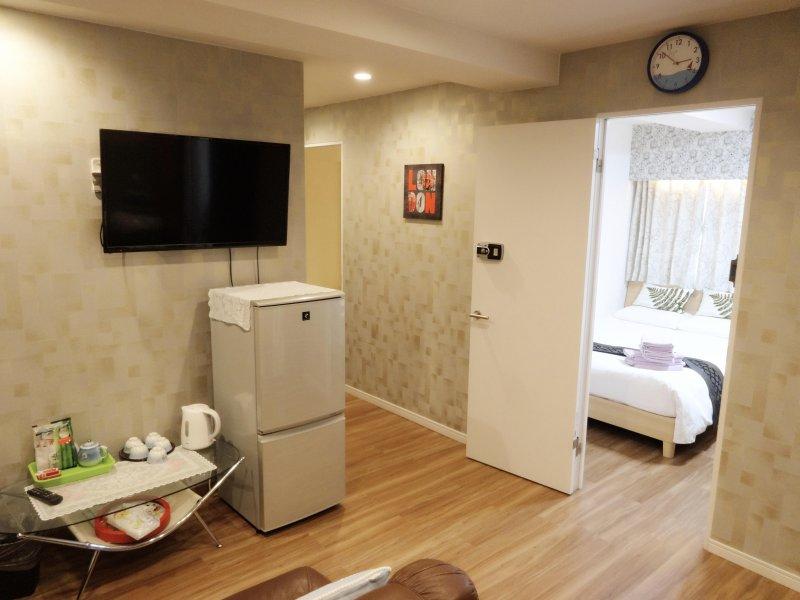 Shinjuku Sta 10min/subway 4min/Suitable for family, Ferienwohnung in Kabukicho