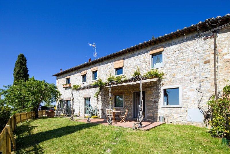 Fiorello, location de vacances à Badia a Passignano