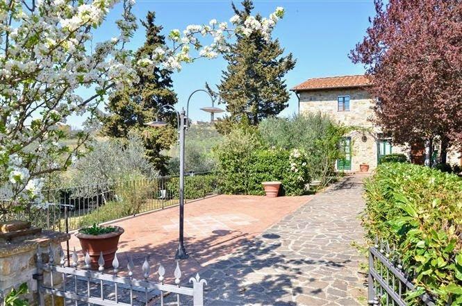 San Romolo, vacation rental in Barberino Val d'Elsa