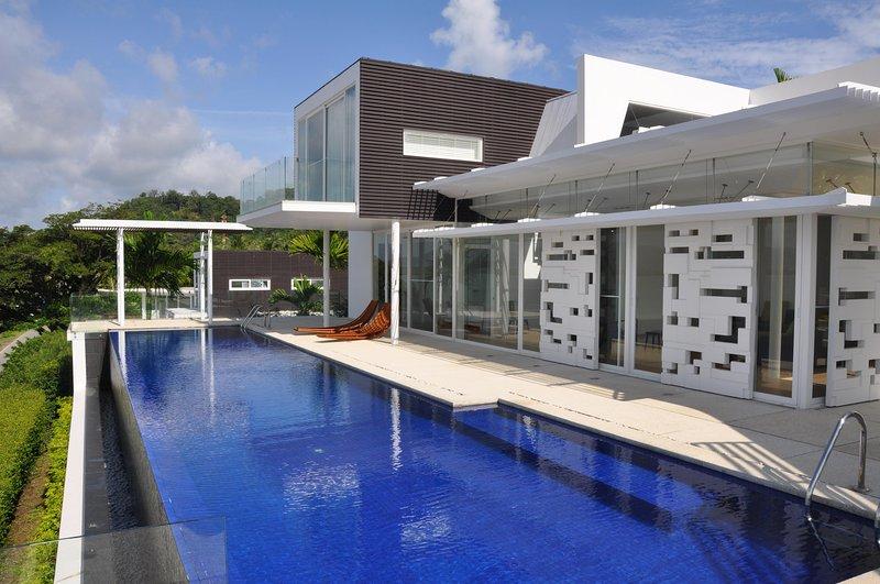 Villa Yamu, holiday rental in Koh Kaew