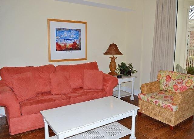 Pilot House 330 Living Room