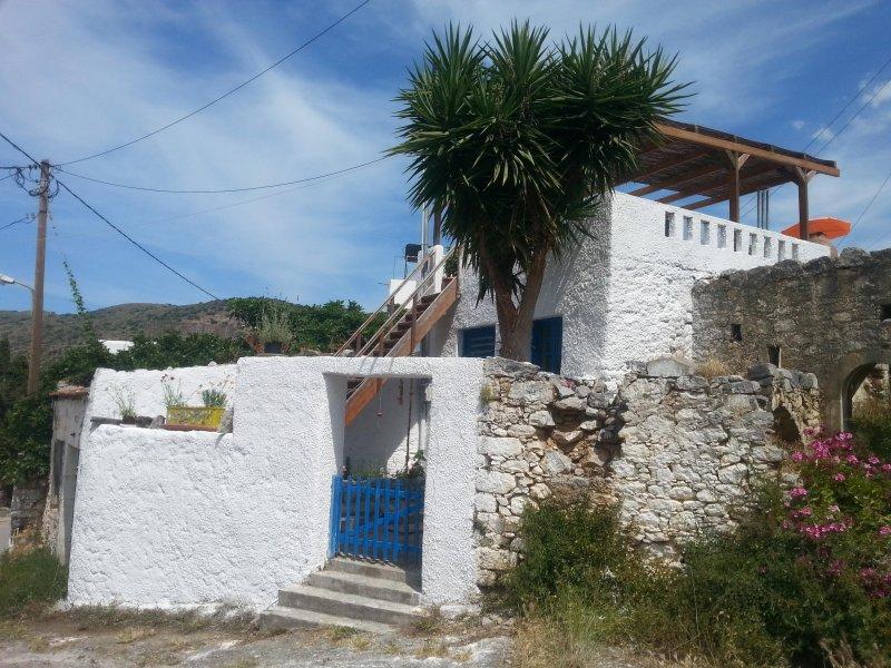 250 Jahre altes kretische Haus