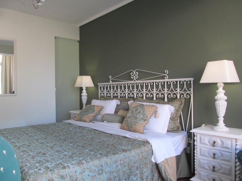 Dormitorio con camas individuales que podemos unirnos como una cama doble