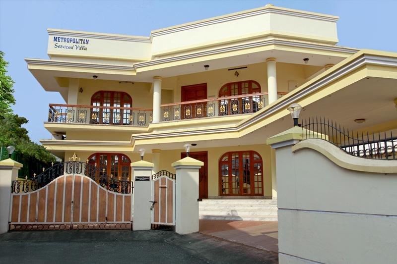 Metropolitan Serviced Villa, vacation rental in Kaloor