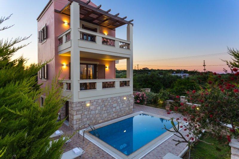 view of villa Flabellina
