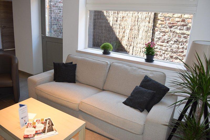 Apartment Aurora Parterre, holiday rental in Heuvelland
