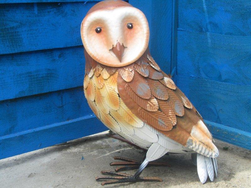 patio owl