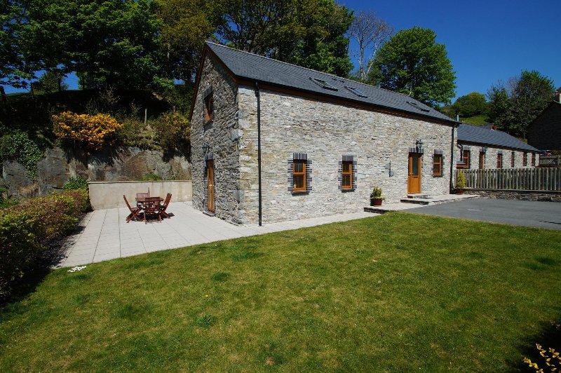 5 stelle a conduzione familiare casetta accogliente nei pressi di Aberystwyth, Machynlleth e la costa