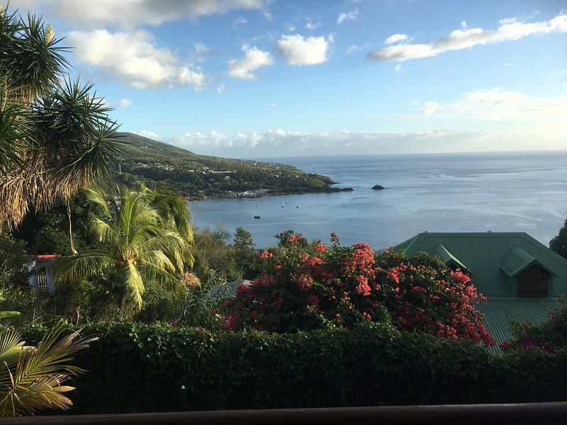 La Nantillaise - Appartement Cocotier, location de vacances à Guadeloupe