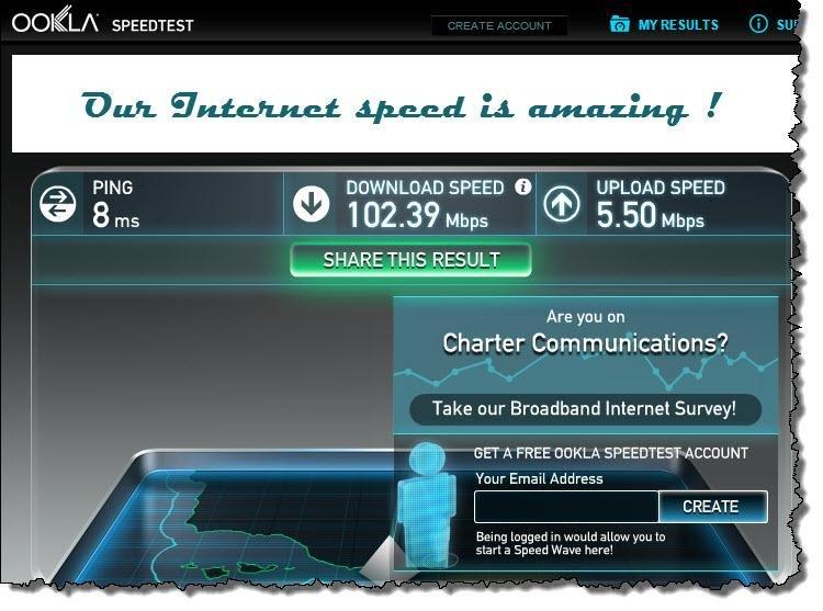 Nosso internet está em chamas!