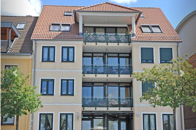 Wohnung Dachs, casa vacanza a Klink