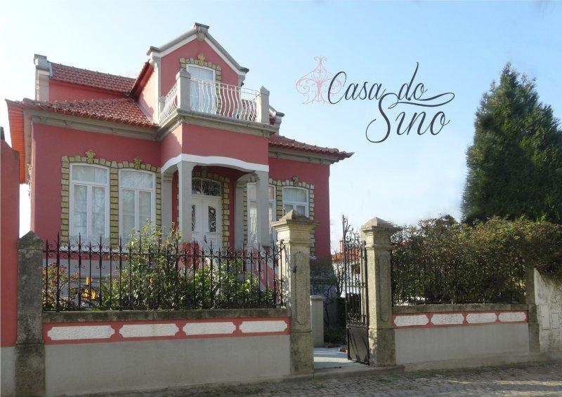 Casa do Sino de Aveiro, casa vacanza a Estarreja