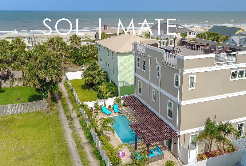 Sol Mate, holiday rental in Saint Augustine Beach