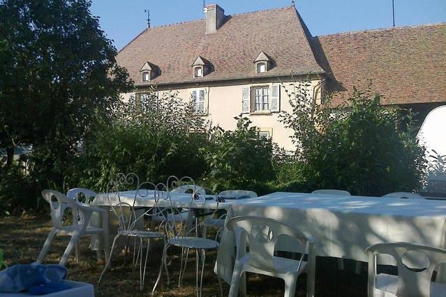 Maison de caractere, holiday rental in Paray Le Monial